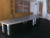 Office aluminum table